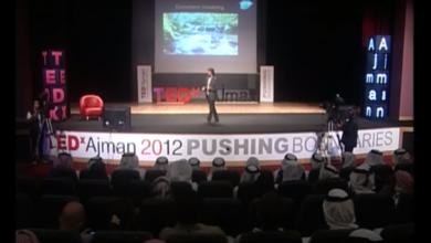 Photo of Geoff Lawton Speaks at TEDx in the UAE