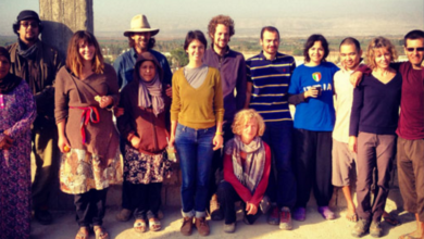 Photo of Greening the Desert Internship 2012 – Greener than Ever