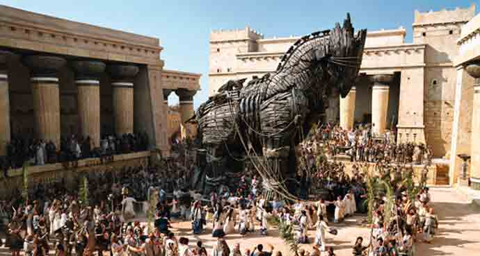 Photo of Trojan Horses, Recipes, and Permaculture