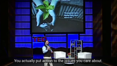 Photo of Omar Ahmad: Political Change With Pen and Paper (TED video)
