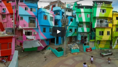 Photo of How Painting Can Transform Communities (TED video)