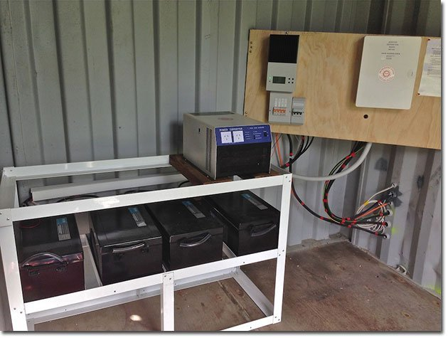 Solar-batteries