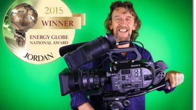Photo of Energy Globe Award