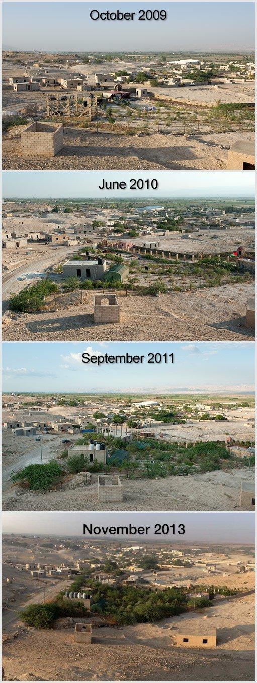 Greening-The-Desert-time-lapse