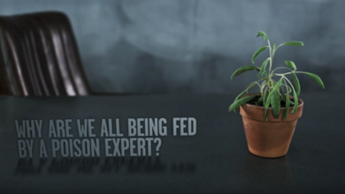 Photo of Why Are We Being Fed By A Poison Expert?
