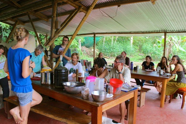 Join us this May to learn more about fermenting and processing food in the tropics.