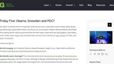 Photo of Friday Five: Obama, Snowden and PDC?