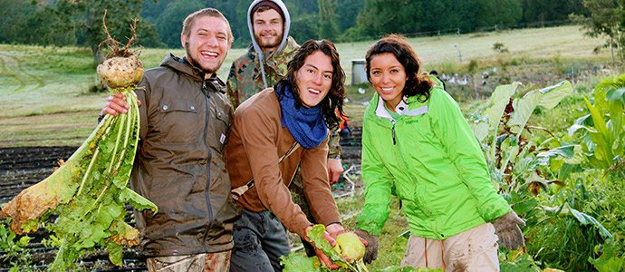 Permaculture-Students