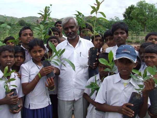 Plant Trees - Plant Hope in India 01