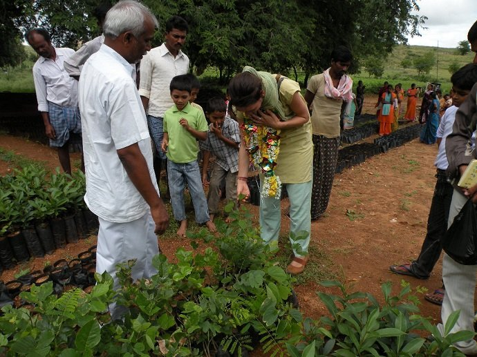Plant Trees - Plant Hope in India 02