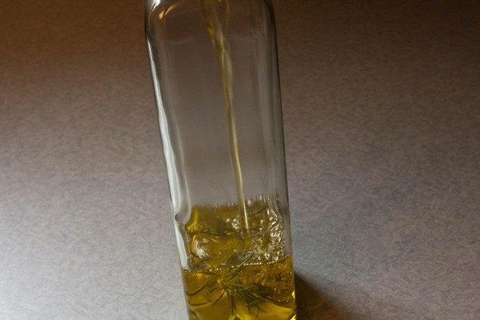 Herbed Olive Oil (Courtesy of Jo)