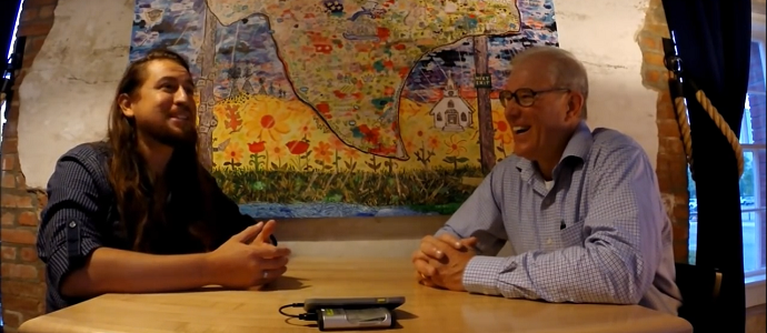 Photo of World Changer Interview Series – Nicholas Burtner Interviews Joel Salatin