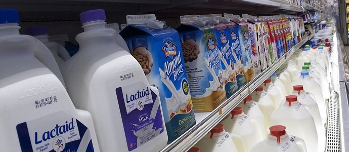 Photo of Those Glowing LED Lit Milk Cases on Supermarket Shelves may be Degrading Milk
