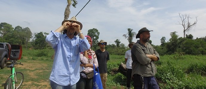 Photo of Geoff Lawton, Murujan Permaculture Design, and Taman Pertanian Kuantan Park