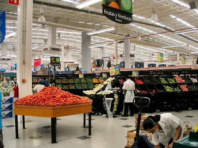 Walmart Super Centre: Cool Caesar
