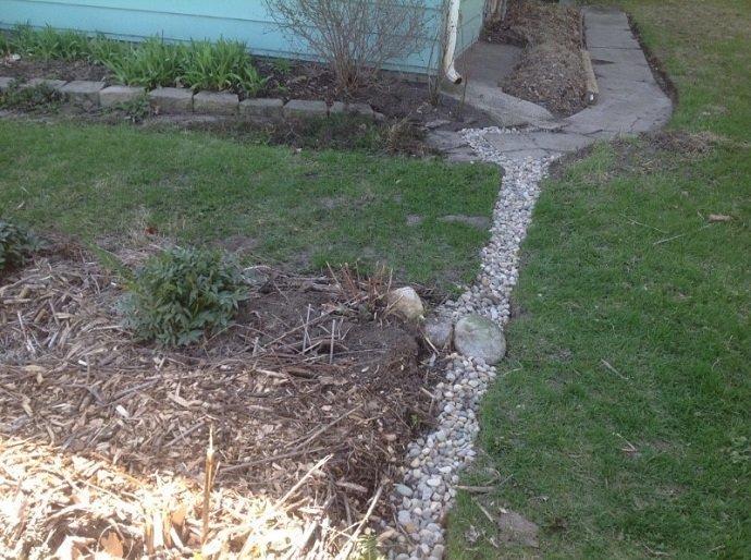 Urban Permaculture Transformation in Michigan 04