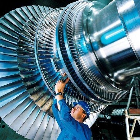 Steam Turbine Rotor: Siemens: CC 3.0