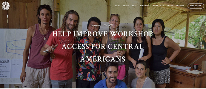 Photo of Help Improve Workshop Access for Central Americans