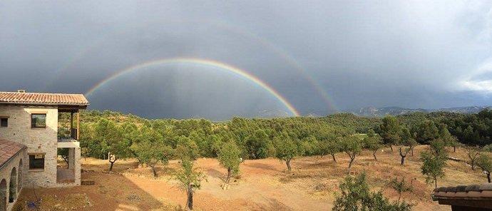Rural retreat & off-grid living in Matarraña, Spain