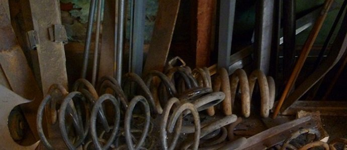 Photo of Tim Wickstrom: Forging Permaculture Hand Tools, Part 1