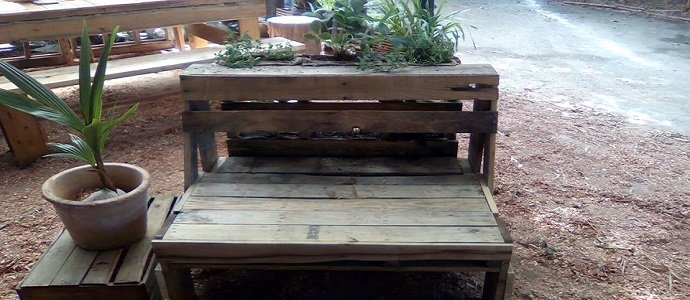 Photo of Building Pallet Furniture – A New Passion from an Old Flame