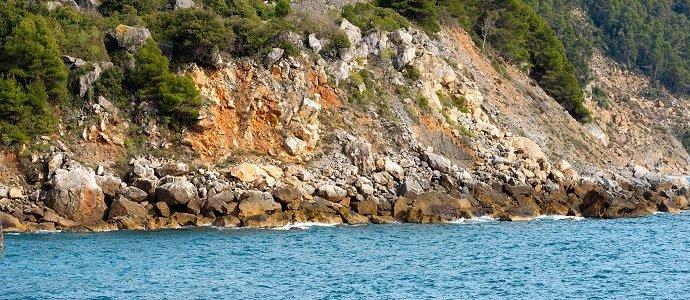 Photo of Coastal Erosion Mayhem