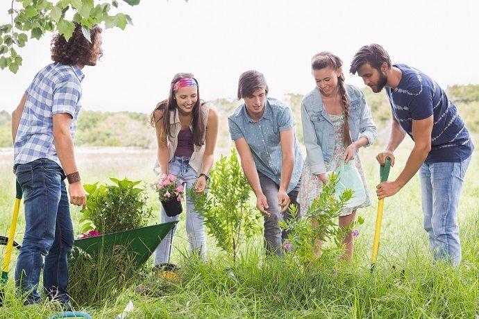 Confessions of a Community Garden Coordinator 01