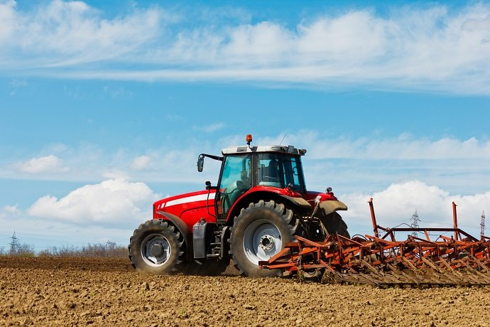 No-Till methods rid the need of machinery that contributes to greenhouse gasses and climate change.