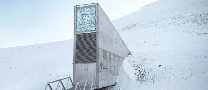 "Photo of Climate Change Threatens Global ""Doomsday Vault"""