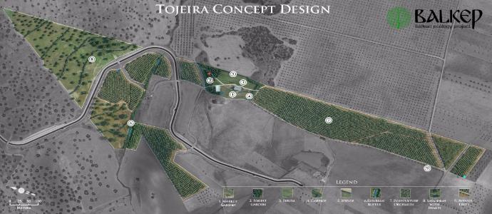 Photo of Regenerative Landscape Design for a 28 ha Site – Beja – Portugal