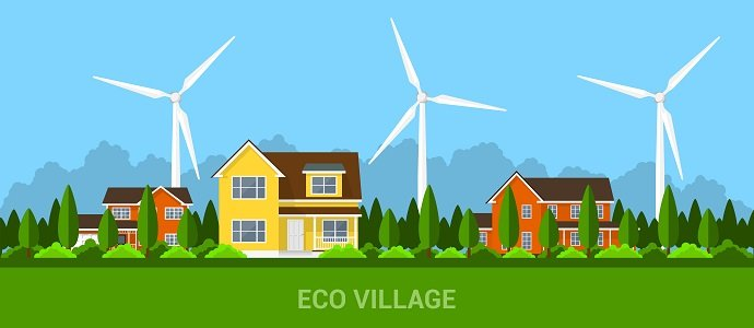 Photo of The Revolutionary Civilizational Paradigm Eco Villages