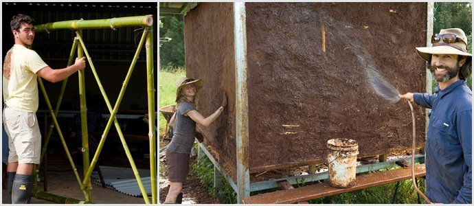 Photo of Wattle and Daub: A Quick, Easy, and Seismic Resistant Natural Building Option