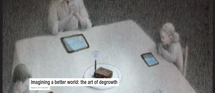Photo of Imagining A Better World: The Art Of Degrowth