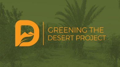 Photo of Still Greening the Desert