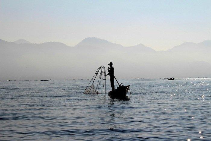 Shan Fisherman