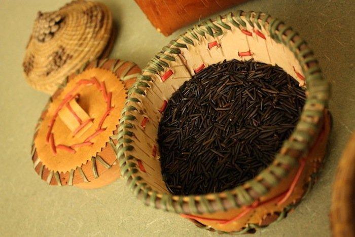 Dried Wild Rice