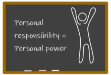 Photo of Personal Responsibility and the Power to Make a Difference