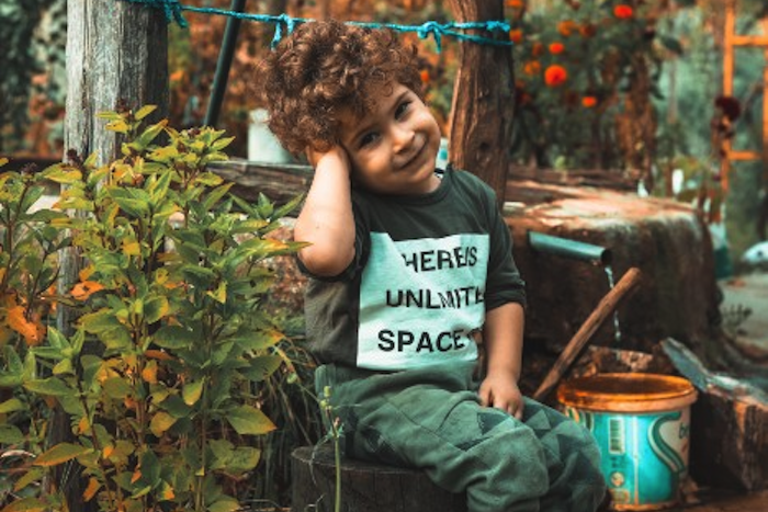 Kids & Permaculture