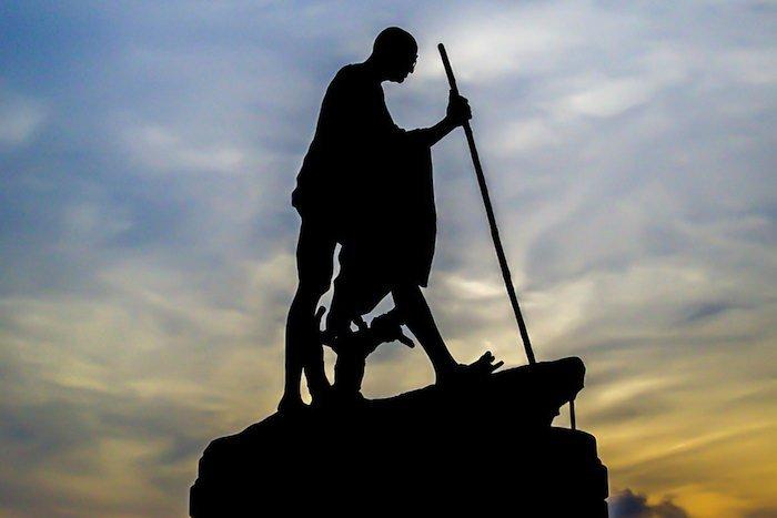 Gandhi Statue Chennai