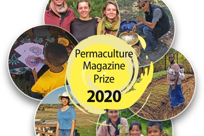 Permaculture Magazine Prize 2020