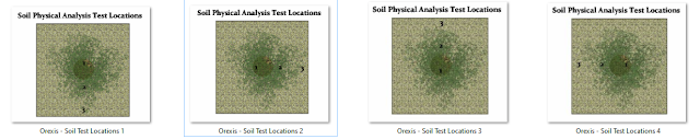 soil test locations