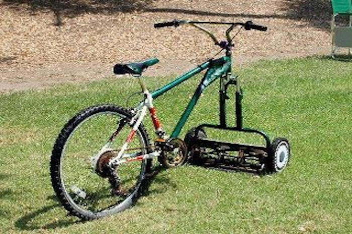 Cycle Lawnmower