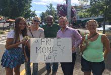 Photo of Free Money Day