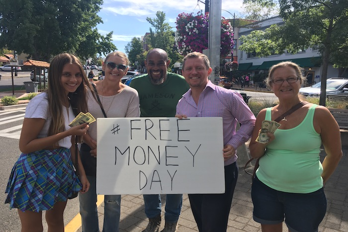 Free Money Day