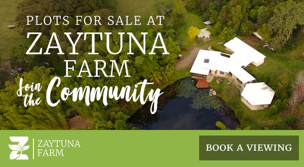 Zaytuna Farm plots for sale