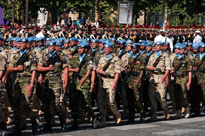 UN_battalion_Bastille_Day_2008
