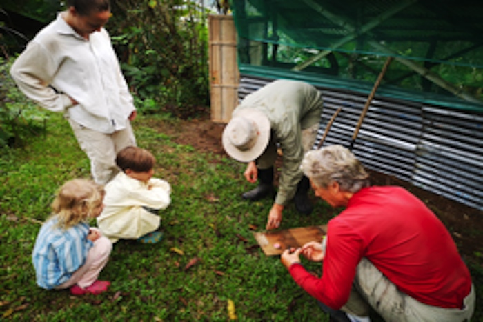 Photo of Permaculture Project at Patos Suertudos in Costa Rica – Part 1