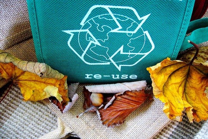 Re-use bag